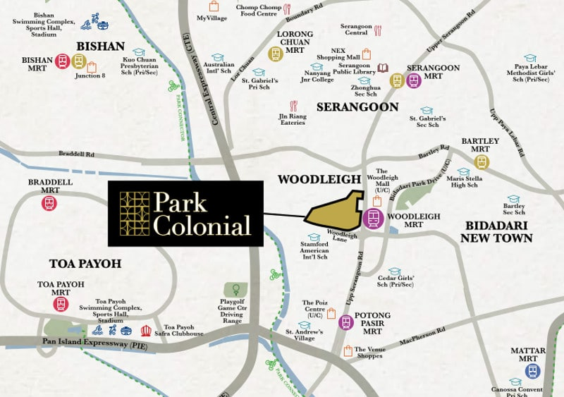park-colonial-location